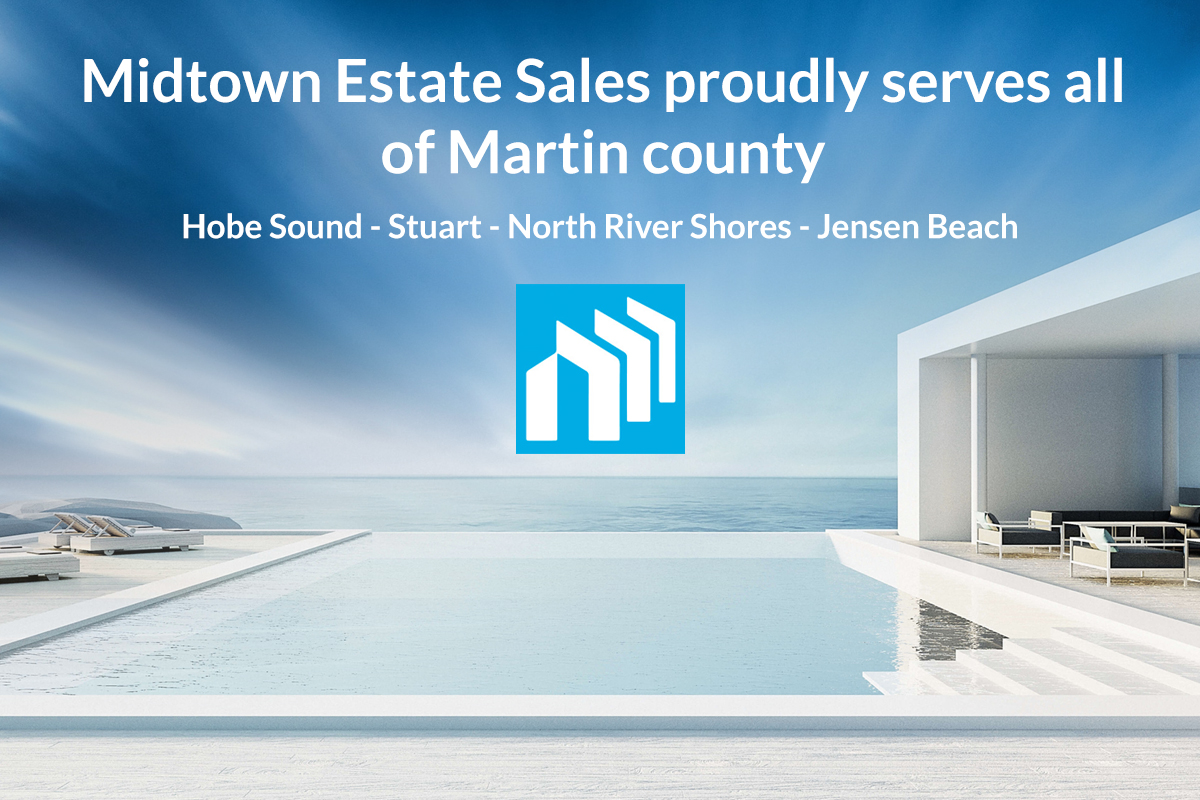 Ultra Modern Home with a stunning Ocean View lets our viewers know that we serve all of Martin County